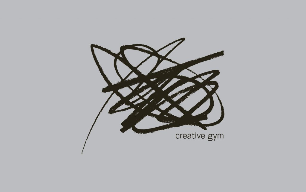 creative gym logo